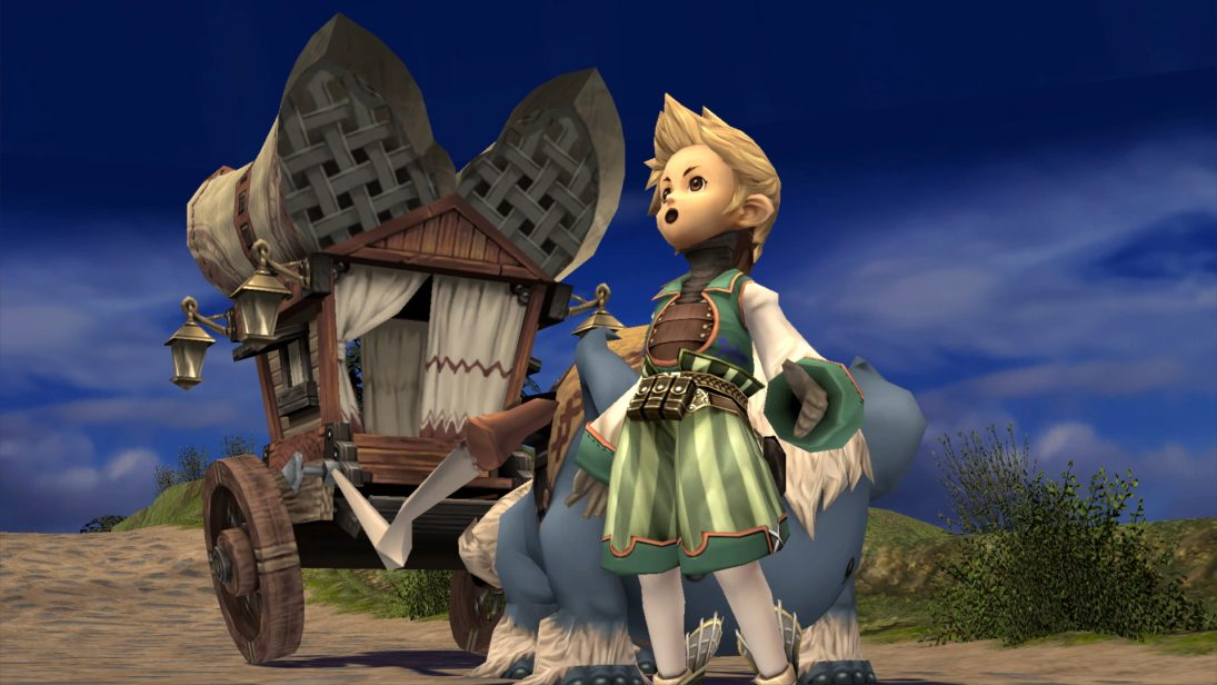 Final Fantasy: Crystal Chronicles ganhará remaster no PS4 e Switch