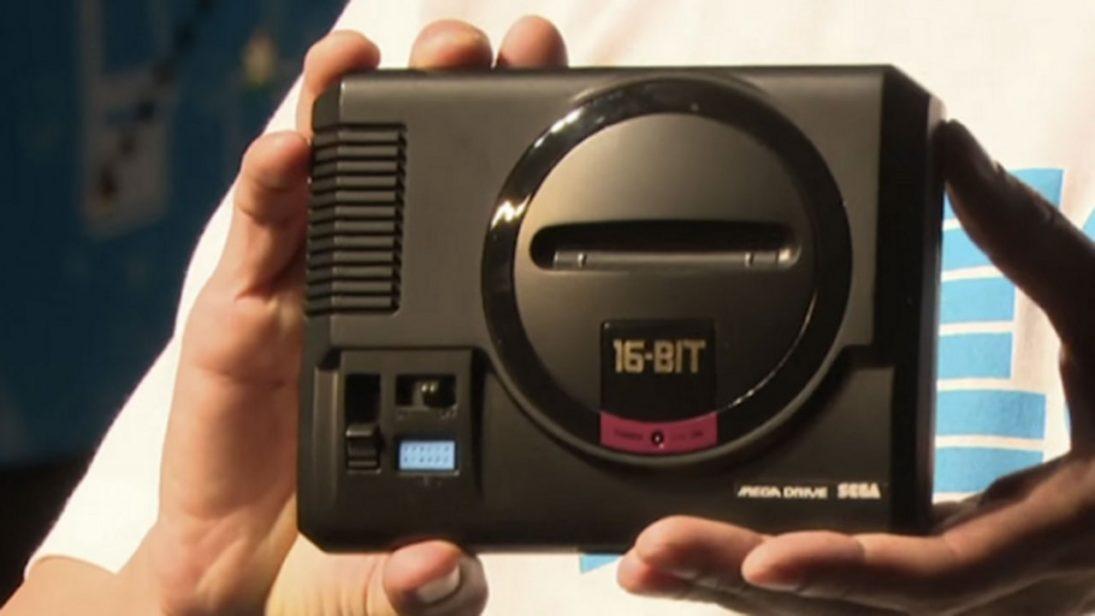 Sega adia lançamento do Mega Drive Mini para 2019