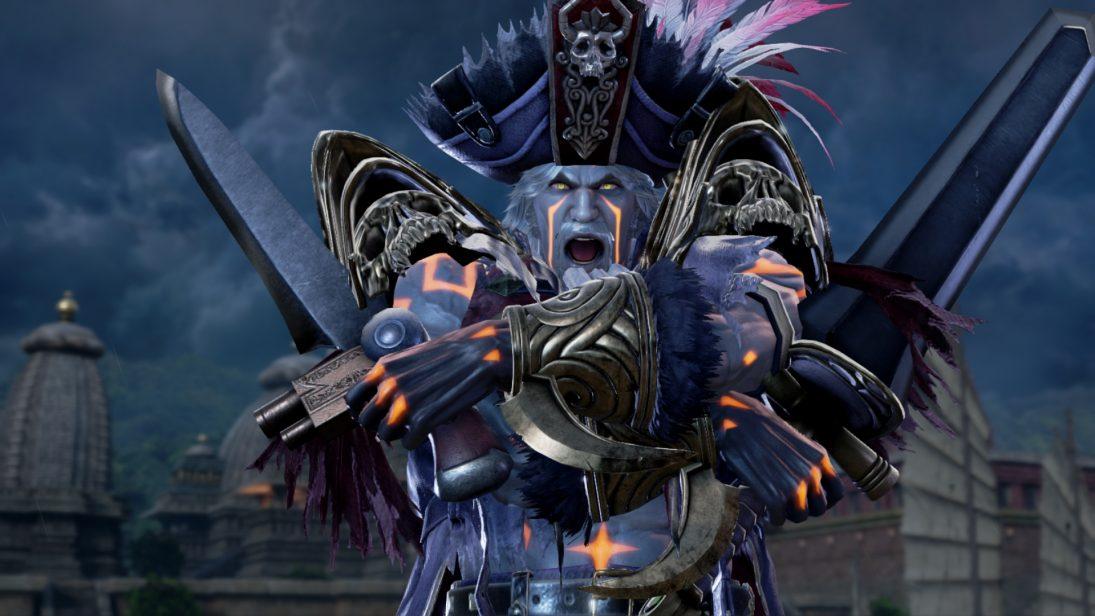 Cervantes confirmadíssimo em SoulCalibur VI e mais informações dos modos de jogo