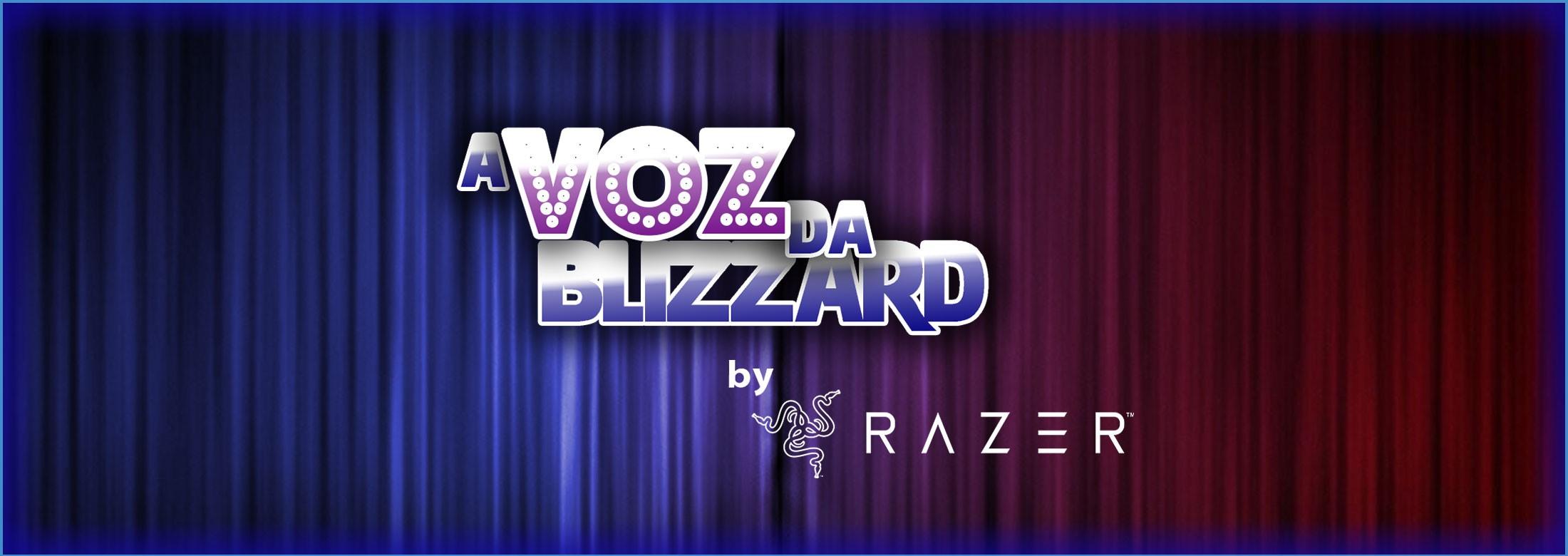 A Voz da Blizzard