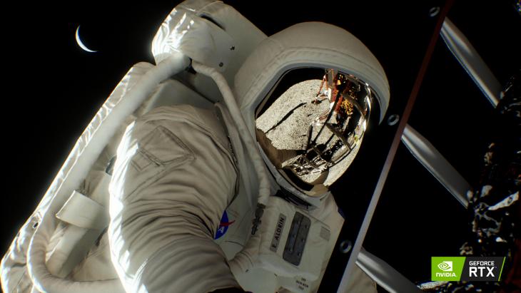 GeForce RTX - Pouso na Lua 01