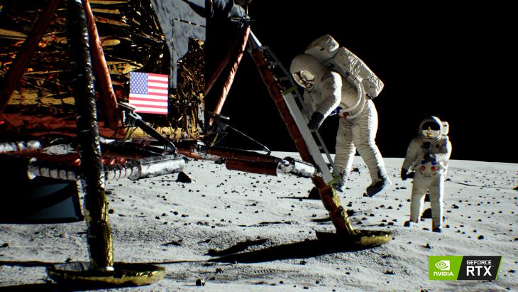 GeForce RTX - Pouso na Lua 02