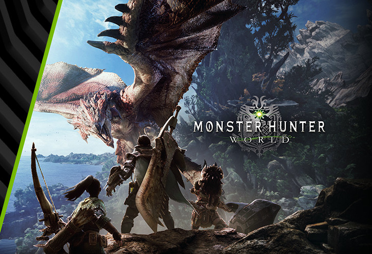 Monster Hunter World GeForce