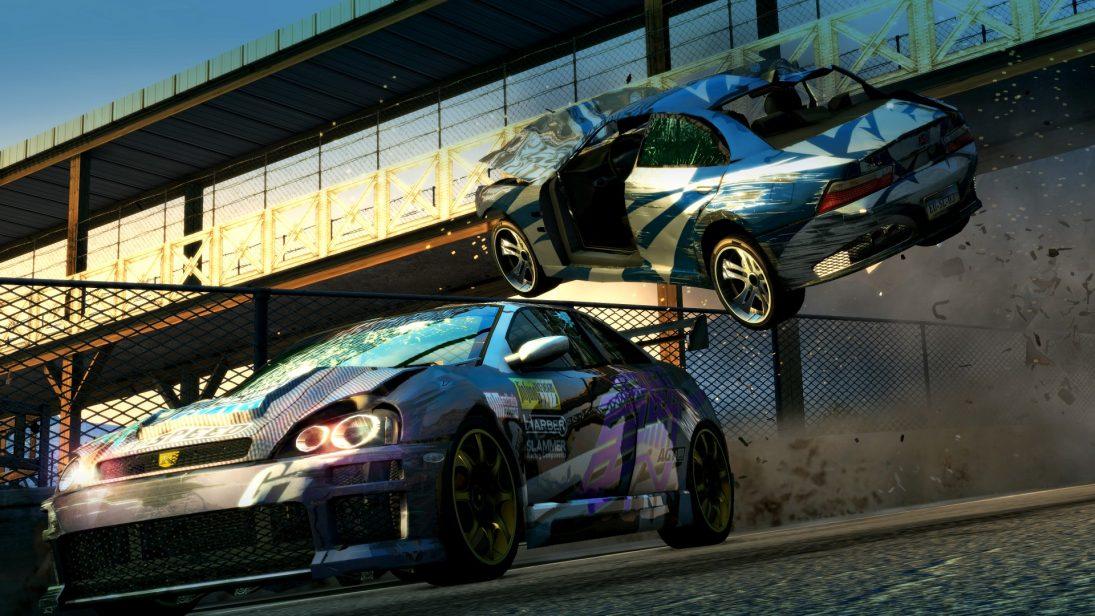 Burnout Paradise Remastered chega nesta quarta-feira (10) ao EA Access