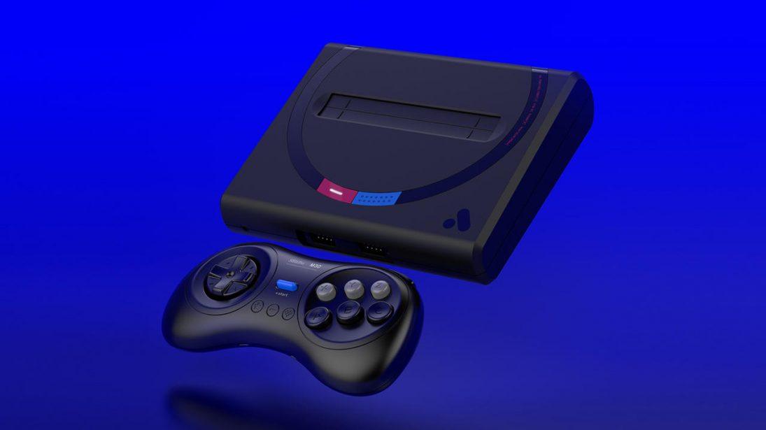 Analogue anuncia Mega Sg, console que roda jogos de Master System/Mega Drive/Sega CD em HD