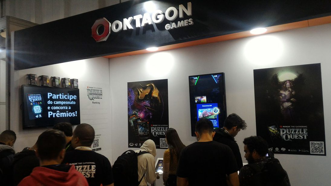 Estúdio brasileiro Oktagon mostra sua competência e é um dos destaques da BGS