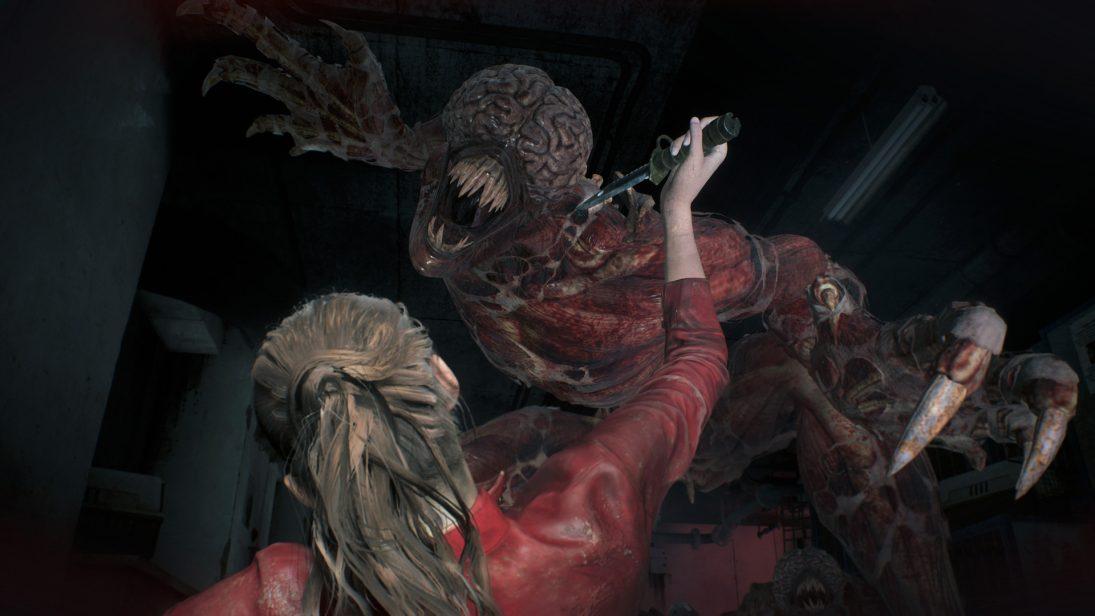 Novo vídeo de Resident Evil 2 mostra Claire enfrentando um velho conhecido dos fãs