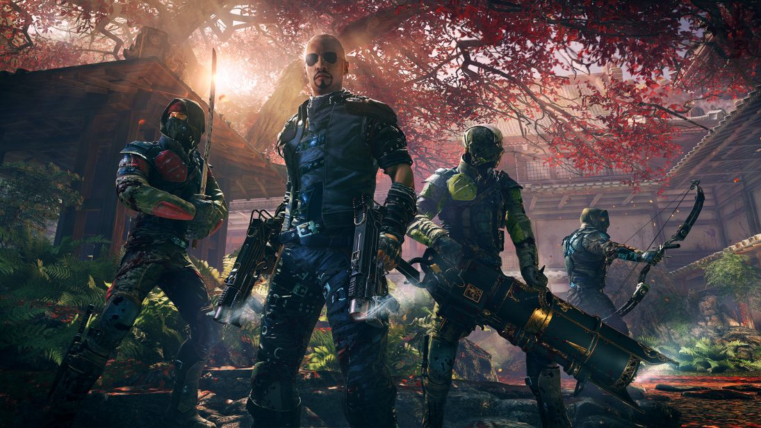 Shadow Warrior 2 de graça no GOG por tempo limitado