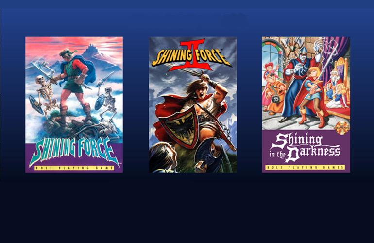 """Sega Forever recebe pacote com 3 jogos de """"Shining Force"""""""