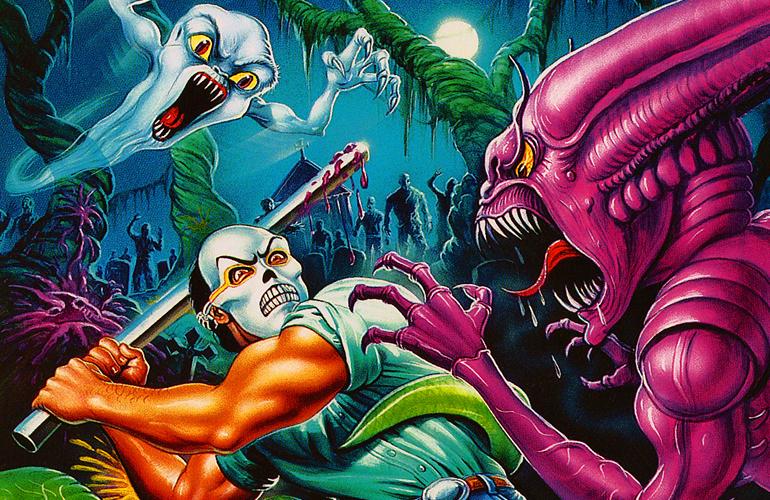 Análise Especial de Halloween – Encare criaturas assustadoras em Splatterhouse 2!
