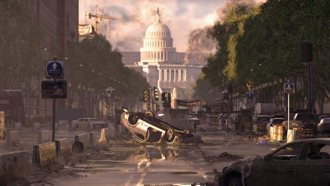 Em The Division 2, mundo aberto e história verossímeis são foco da Ubisoft