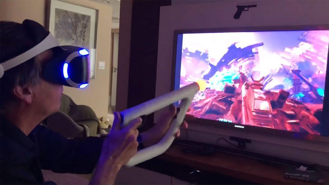 Presidente gamer: Jair Bolsonaro divulga vídeo jogando no PlayStation VR