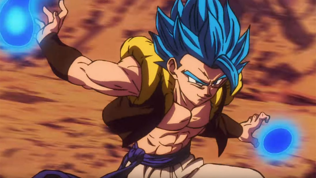 Teaser confirma Gogeta Super Saiyajin Blue em Dragon Ball Super: Broly