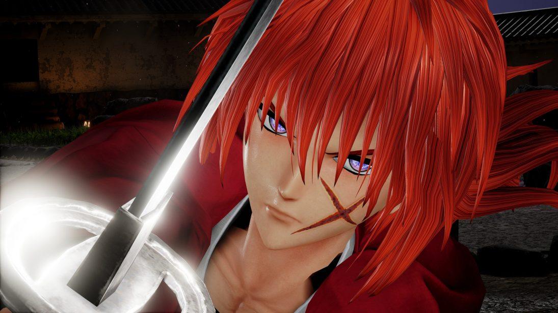 Shishio Makoto e Kenshin Himura, de Samurai X, estarão jogáveis em Jump Force