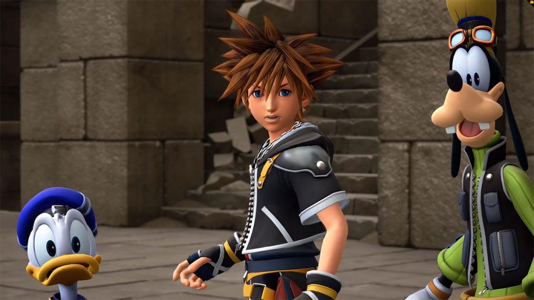 Kingdom Hearts 3 já está pronto e recebe mais um trailer