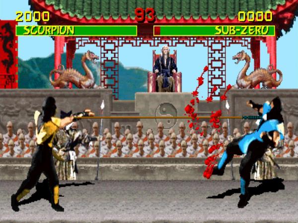Counter Strike e Mortal Kombat: jogos já foram restritos no Brasil