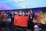 China domina o mercado de e-Sports