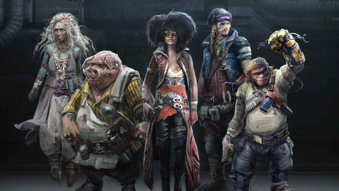 Ubisoft revela novo gameplay de Beyond Good & Evil 2