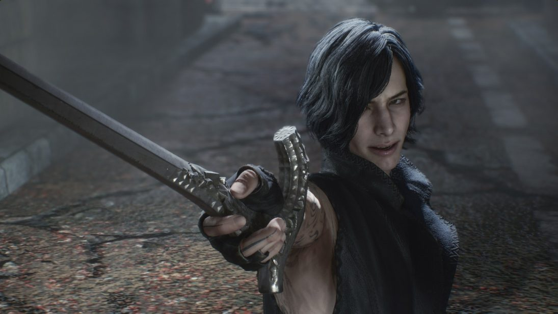 Dante em apuros no novo trailer de Devil May Cry 5