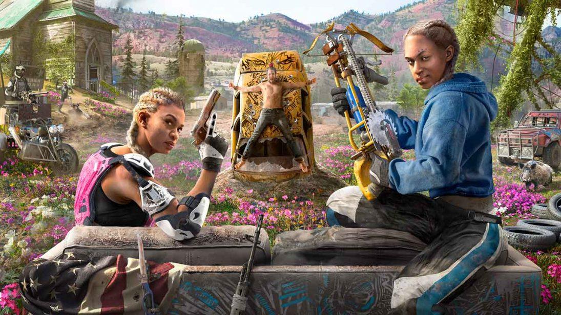 Ubisoft divulga maiores detalhes a respeito de Far Cry: New Dawn