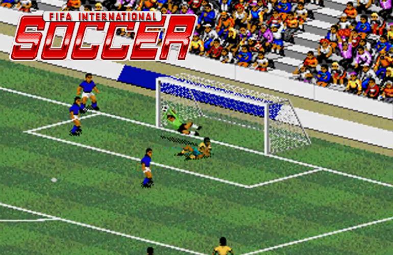 """25 anos de """"FIFA International Soccer""""! – Confira a história de como o game surgiu!"""