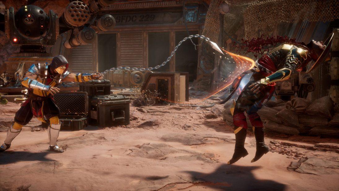 Mortal Kombat 11 saindo por R$ 160 na Green Man Gaming