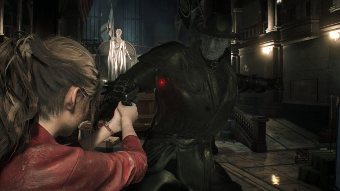 Resident Evil 2: Novos vídeos apresentam gameplay de Leon, Ada e Claire