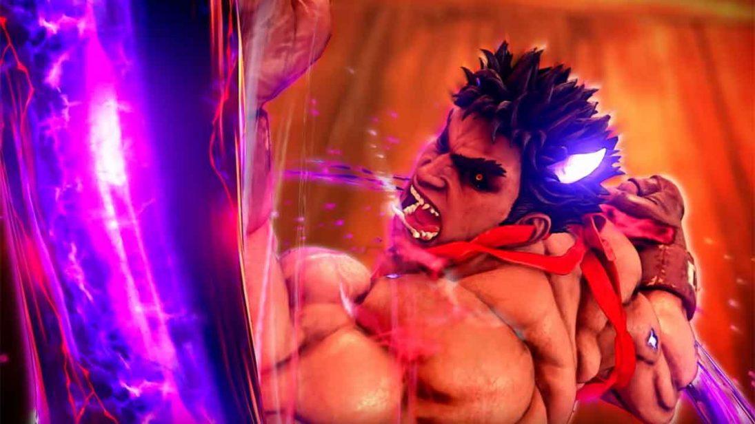 Capcom revela novo personagem Kage para Street Fighter V e explica sua história