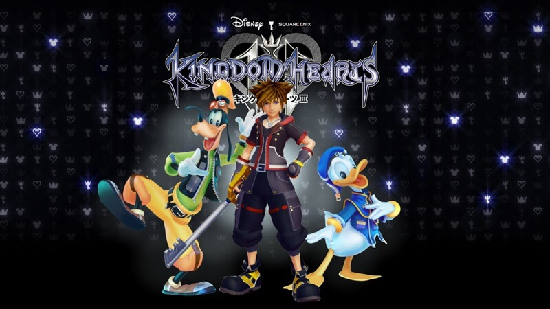 "Novo vídeo com gameplay de ""Kingdom Hearts III"" é liberado!"