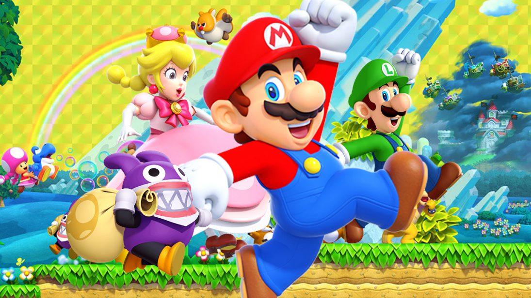 """""""New Super Mario Bros."""" foi o game mais vendido da semana; confira a lista!"""
