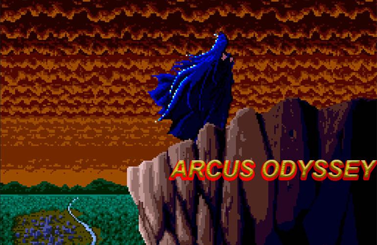 Arcus Odyssey – Muita ação garantida neste RPG isométrico!