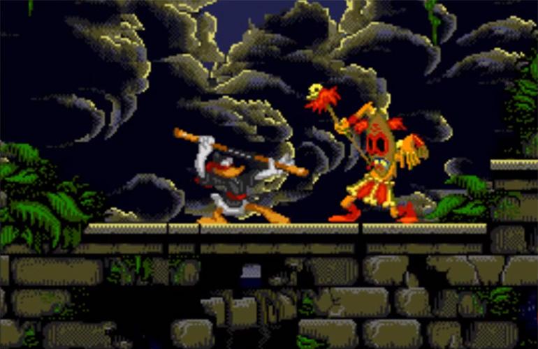 """Donald em Maui Mallard – criatividade e carisma em um dos games mais """"dark"""" da Disney"""