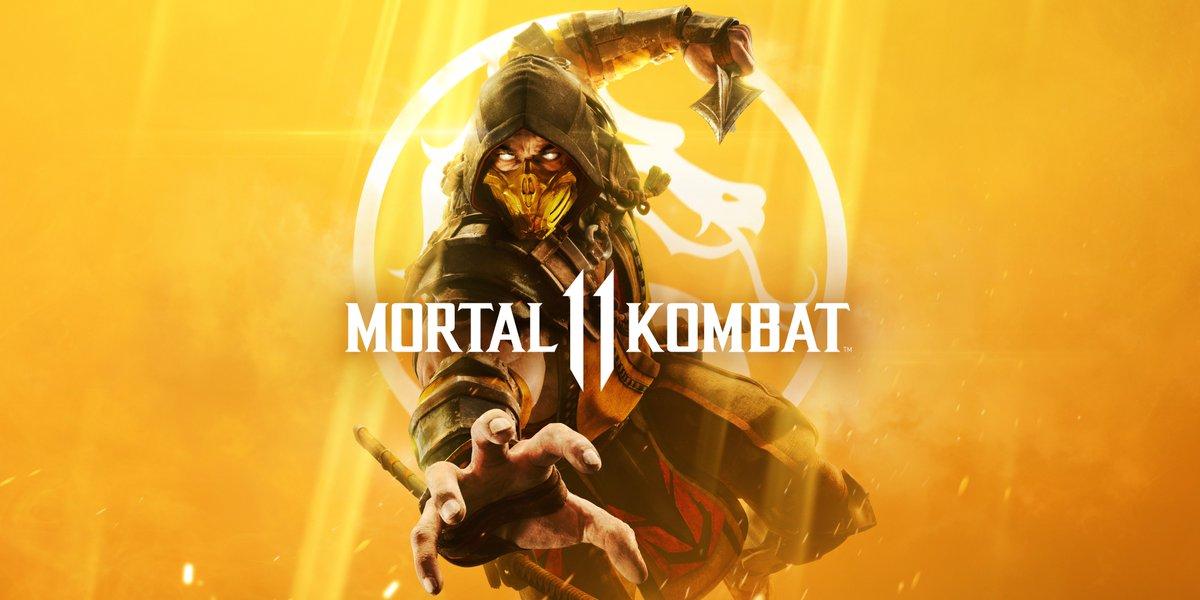 """Confiram a ilustração de capa do novo """"Mortal Kombat 11"""""""