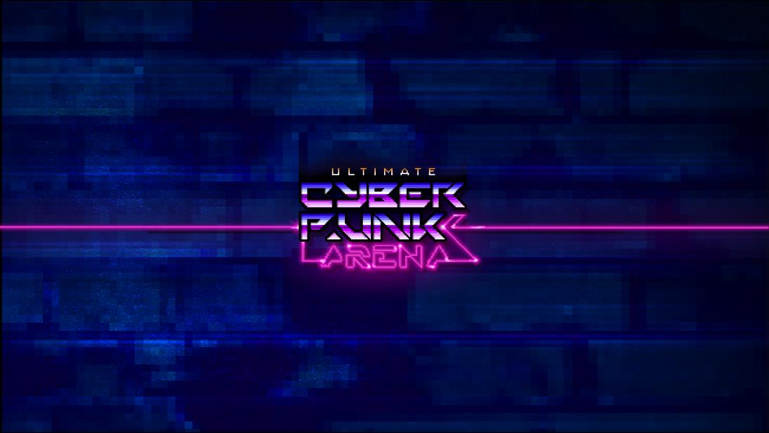 """Conheçam """"Ultimate Cyberpunk Arena"""", o insano multiplayer brasileiro em Pixel Art!"""