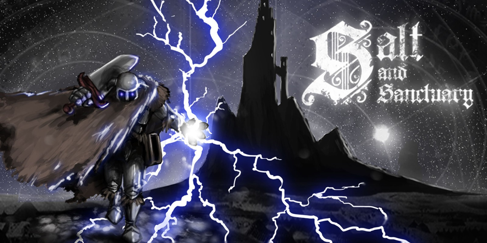 """""""Salt and Sanctuary"""" chegará para o Xbox One no dia 6 de Fevereiro"""