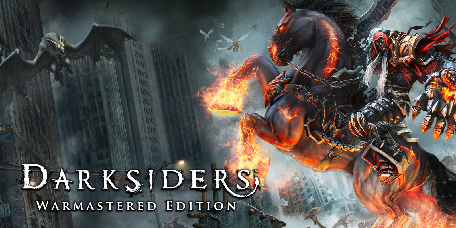 """Darksiders: Warmastered Edition"" é anunciado oficialmente para Switch"