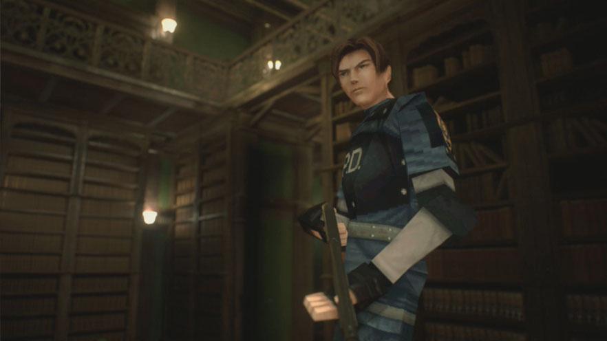 """""""Resident Evil 2"""" - Confiram o modo """"4th Survivor"""" em conjunto com skin original (1998) de Leon!"""