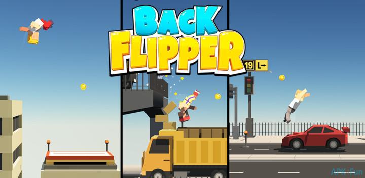 Saiba mais sobre o novo jogo da MotionVolt: Backflipper