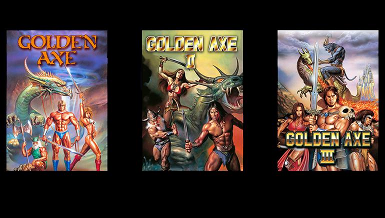 Em Dose Tripla! Golden Axe Classics chega ao Sega Forever!