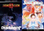 Revista Jogo Véio homenageia Street Fighter II e Mortal Kombat II em edição Especial