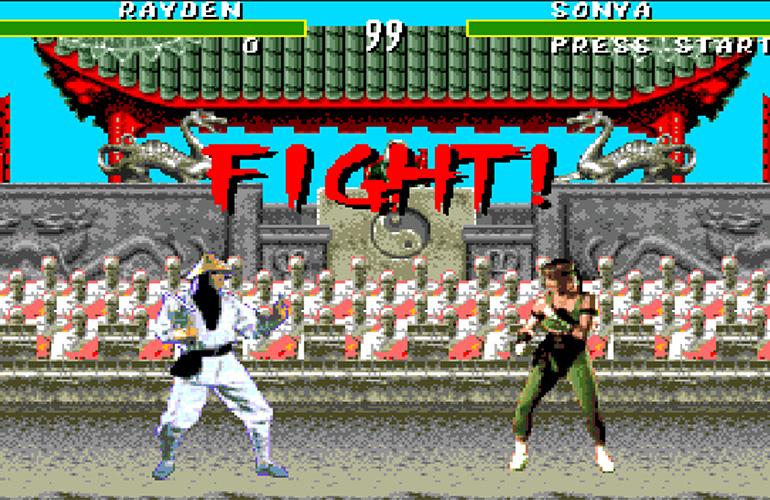 Mortal Kombat – Violência e polêmica marcam primeiro jogo da série