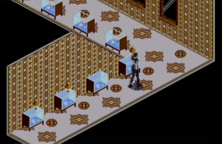 """Zumbis são mais legais em 16 bits! Confira a incrível versão de """"Resident Evil"""" para o Mega Drive!"""