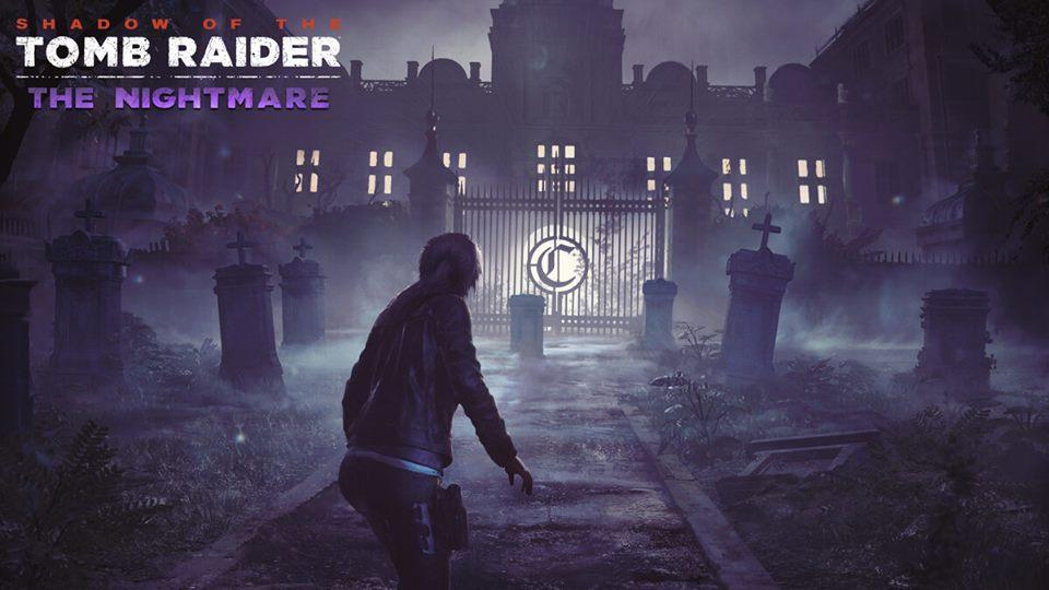 """""""O Pesadelo"""", novo DLC de """"Shadow of the Tomb Raider"""", lançará no dia 22 de Janeiro"""