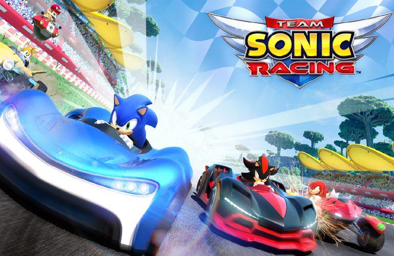 "Nova pista de ""Team Sonic Racing"" é anunciada!"