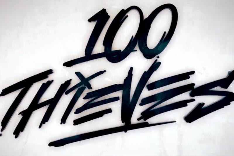 100Thieves. Foto: Divulgação