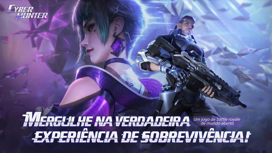 Pré-registro para o Battle Royale Cyber Hunter está disponível em celulares Android