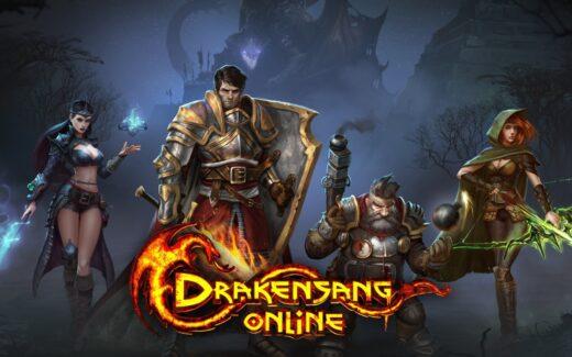 Drakensang Online - Imagem Topo