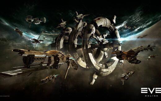 Eve Online - Imagem Topo
