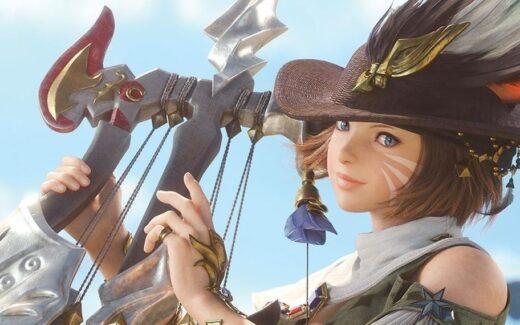 Final Fantasy XIV A Realm Reborn - Imagem Topo