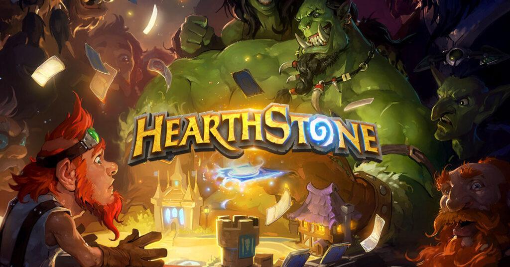 Hearthstone Art - Partida